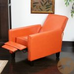 Model of Club Chair Recliner