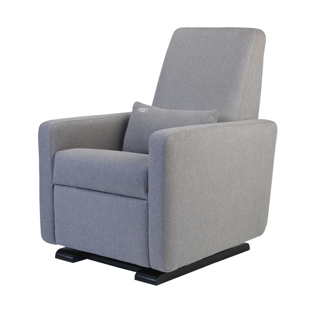 Image of: Model of Glider Recliner Chair
