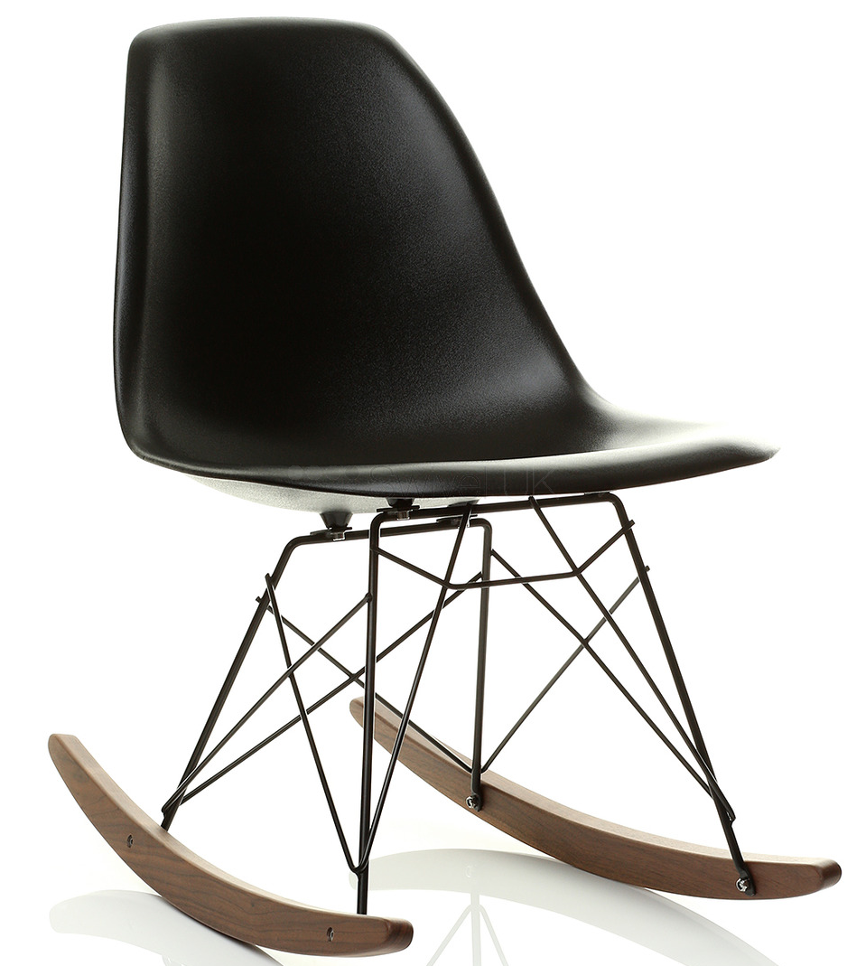 Image of: Model of Plastic Rocking Chair