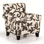 Modern Accent Chairs with Arms