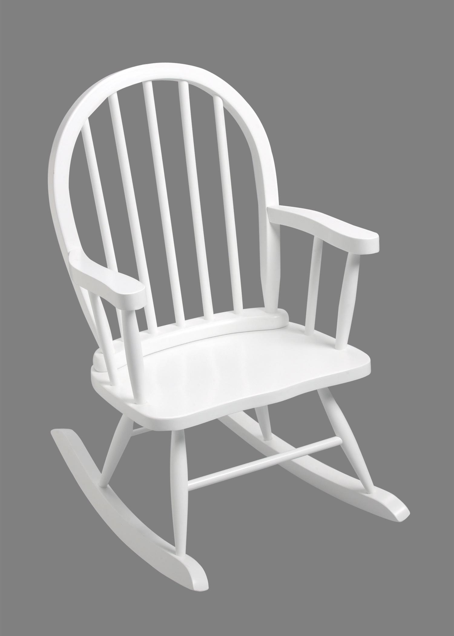 Image of: Modern Childrens Rocking Chair