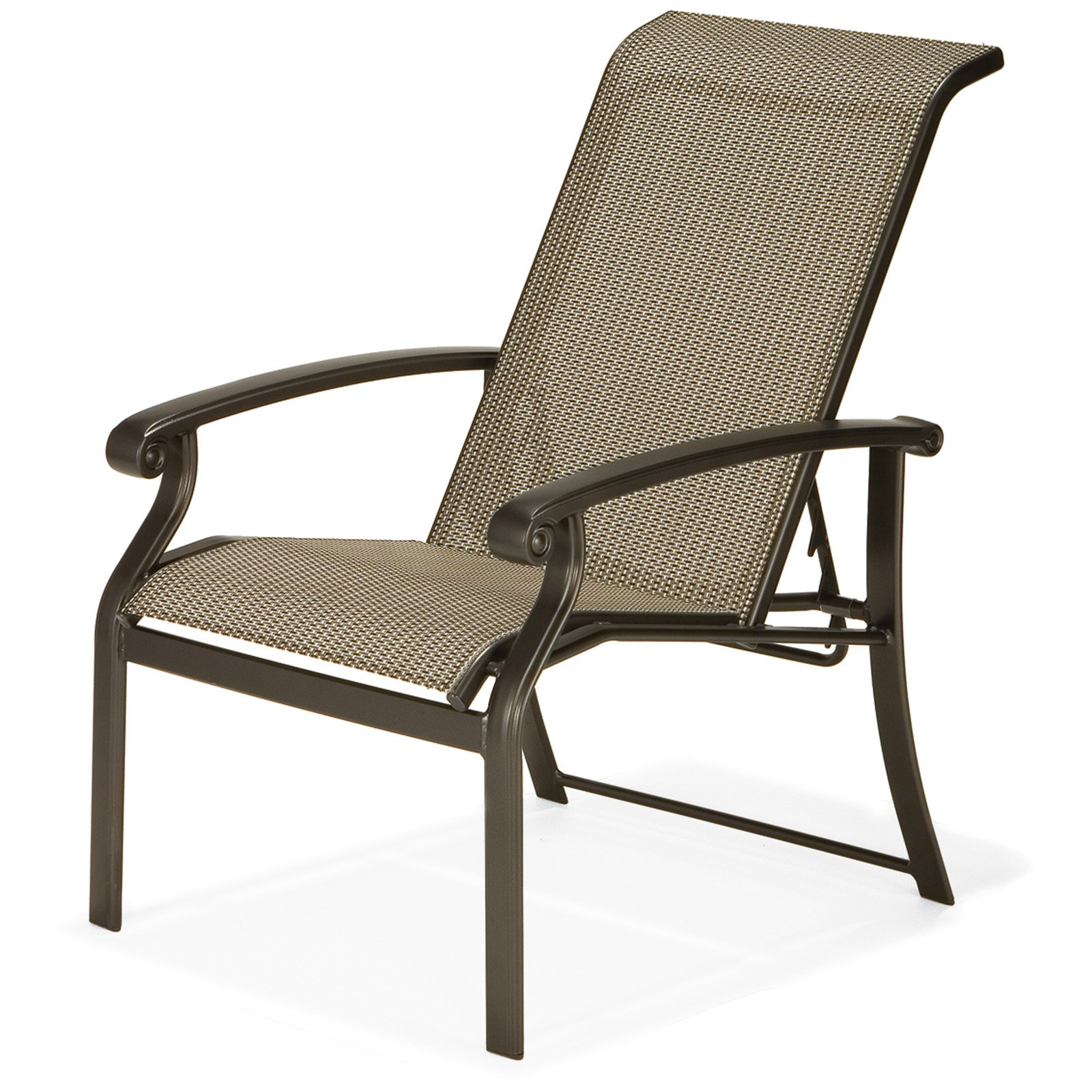 Image of: Modern Patio Sling Chairs