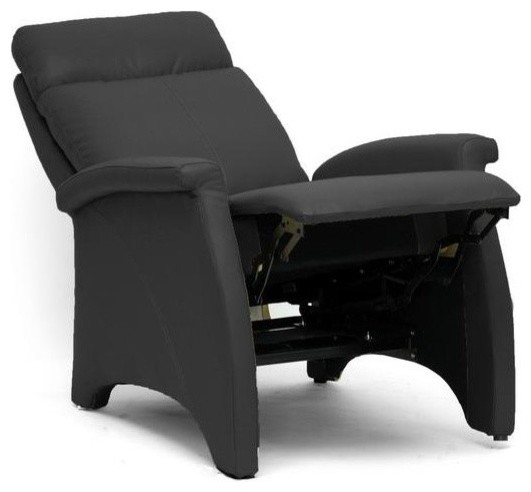 Image of: Modern Reclining Accent Chair