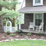 Natural Front Porch Rocking Chairs