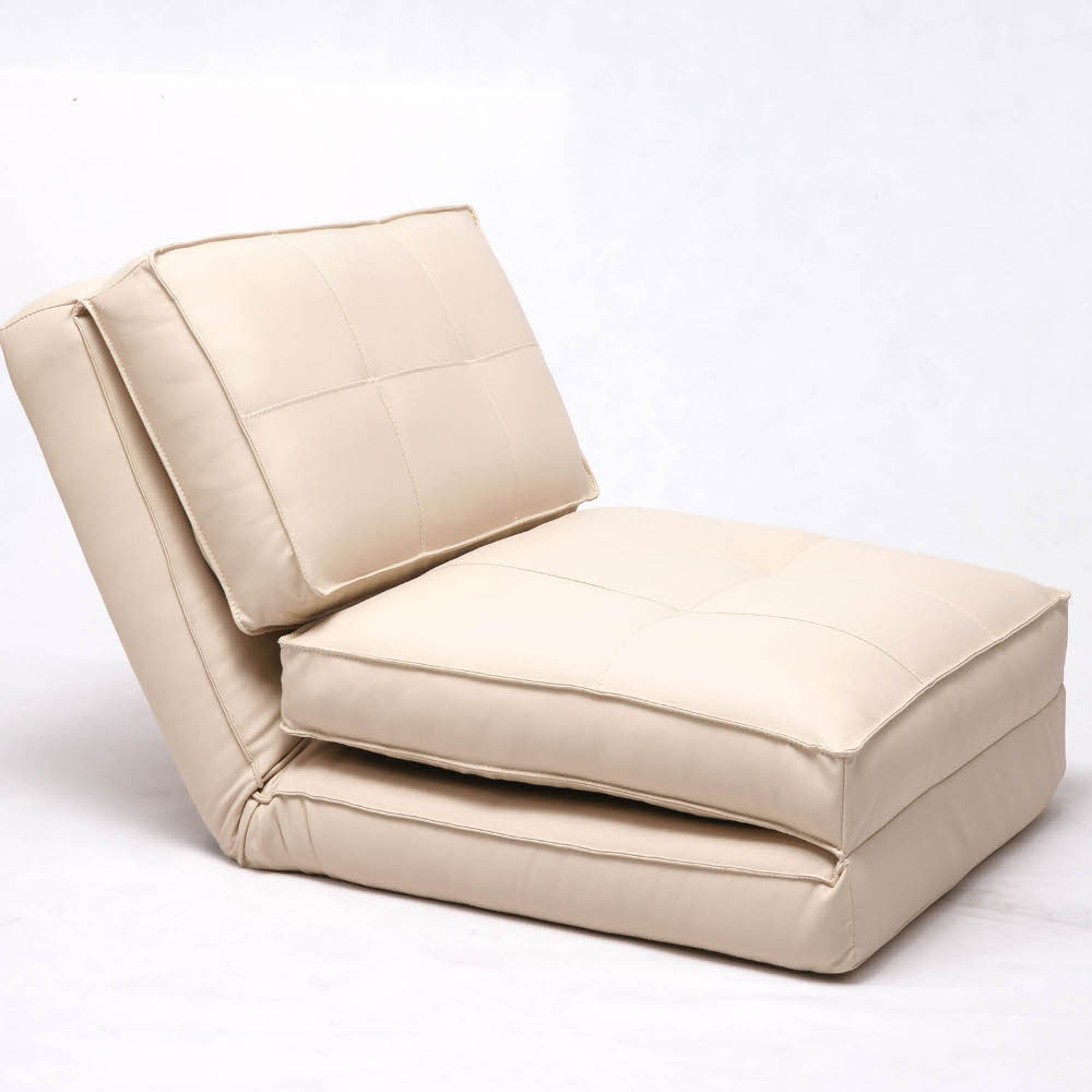 Image of: New Convertible Chair Sleeper
