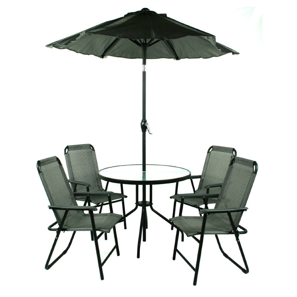 Image of: New Patio Table Umbrella