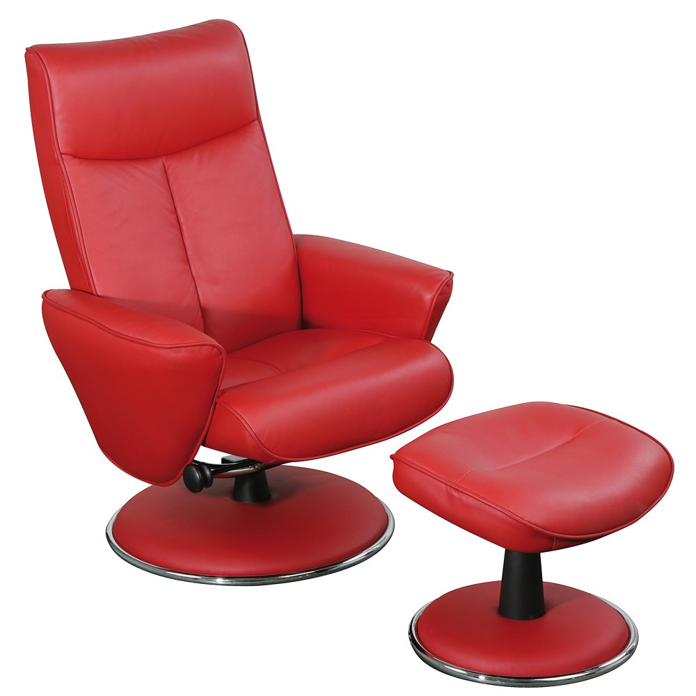 Image of: New Swivel Recliner Chairs