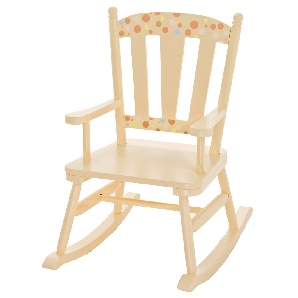 Image of: Nice Childrens Rocking Chair