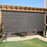 Outdoor Blinds Screen