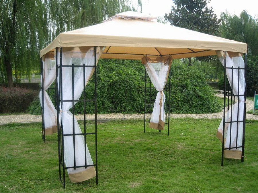 Image of: Outdoor Canopy Tent Covers