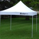 Outdoor Canopy Tent White