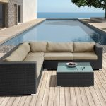 Patio Sectional Sofa