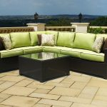 Patio Sectional Wicker