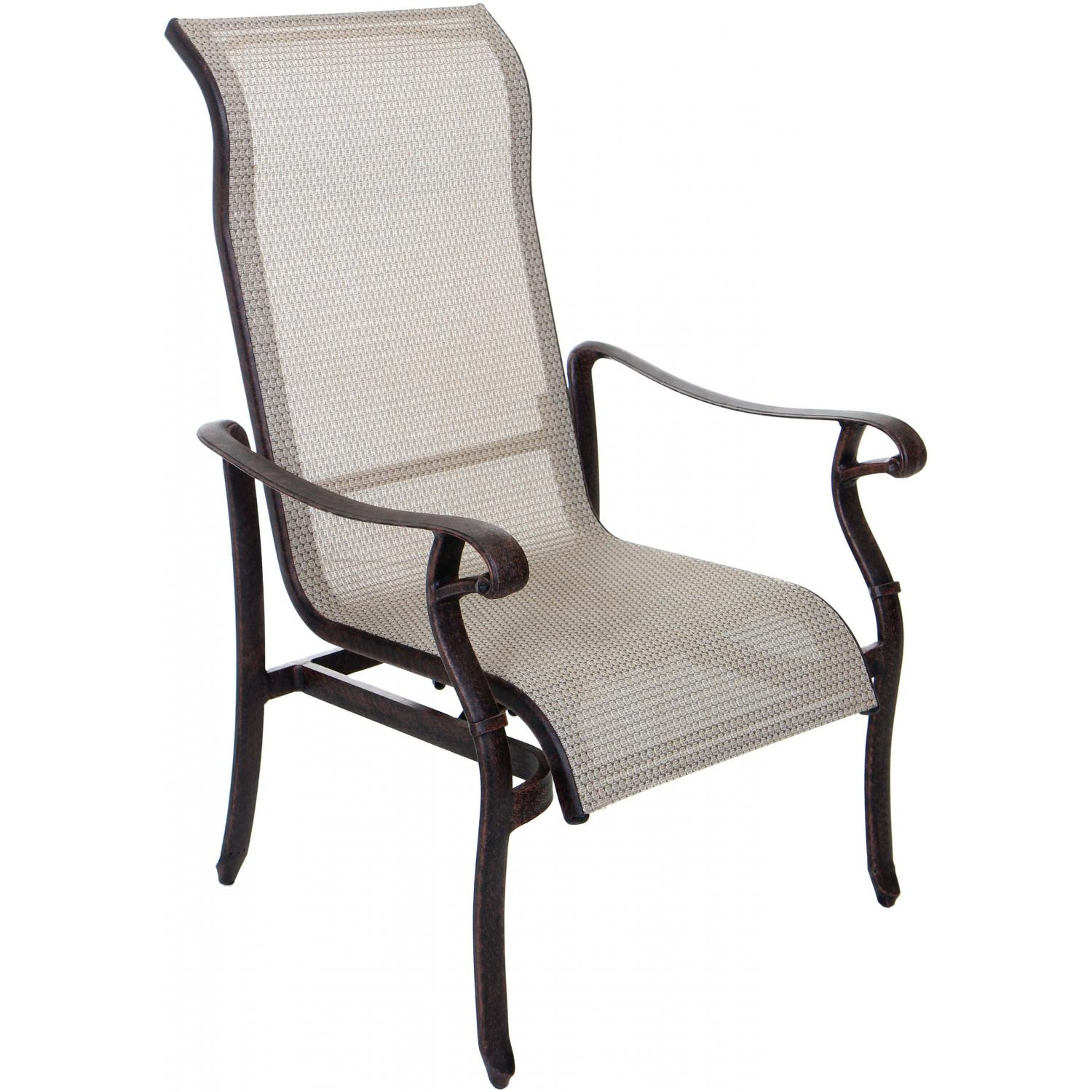 Image of: Patio Sling Chairs Ideas