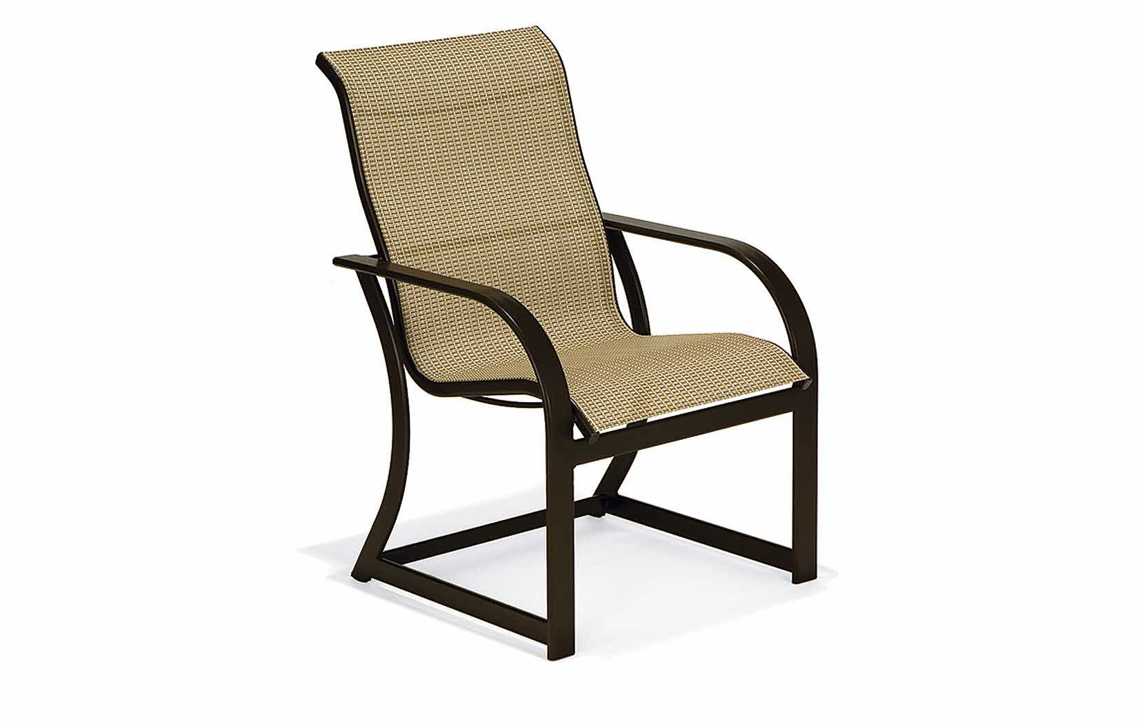 Image of: Patio Sling Chairs Image