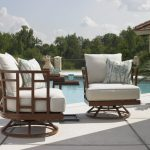 Patio Swivel Chairs Style