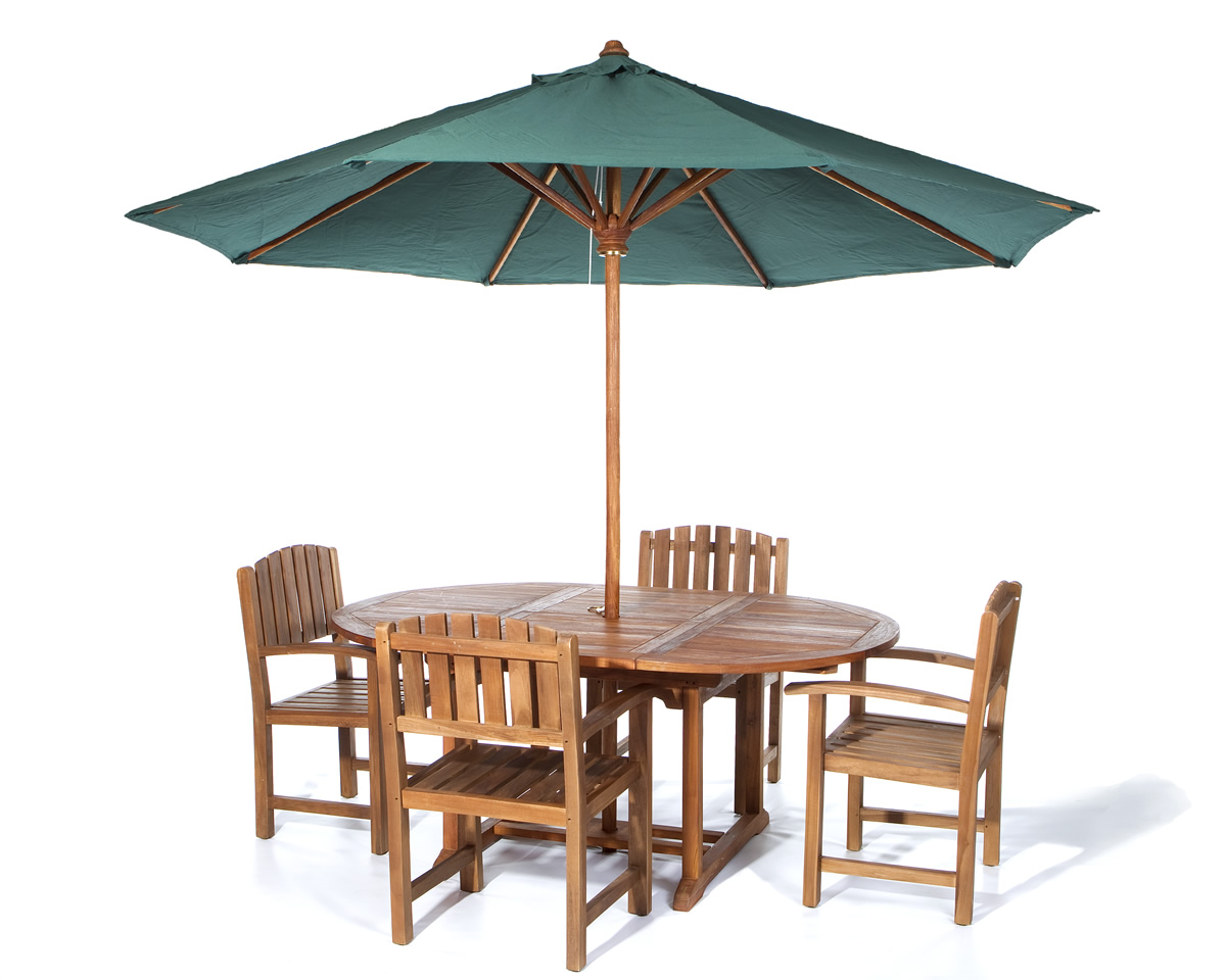 Image of: Patio Table Umbrella Ideas