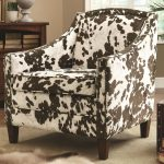 Patterned Accent Chairs Model
