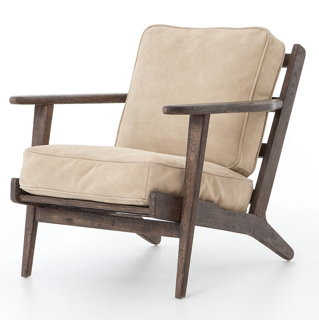 Image of: Photos of Mid Century Modern Lounge Chair