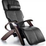 Picture of Reclining Office Chair With Footrest