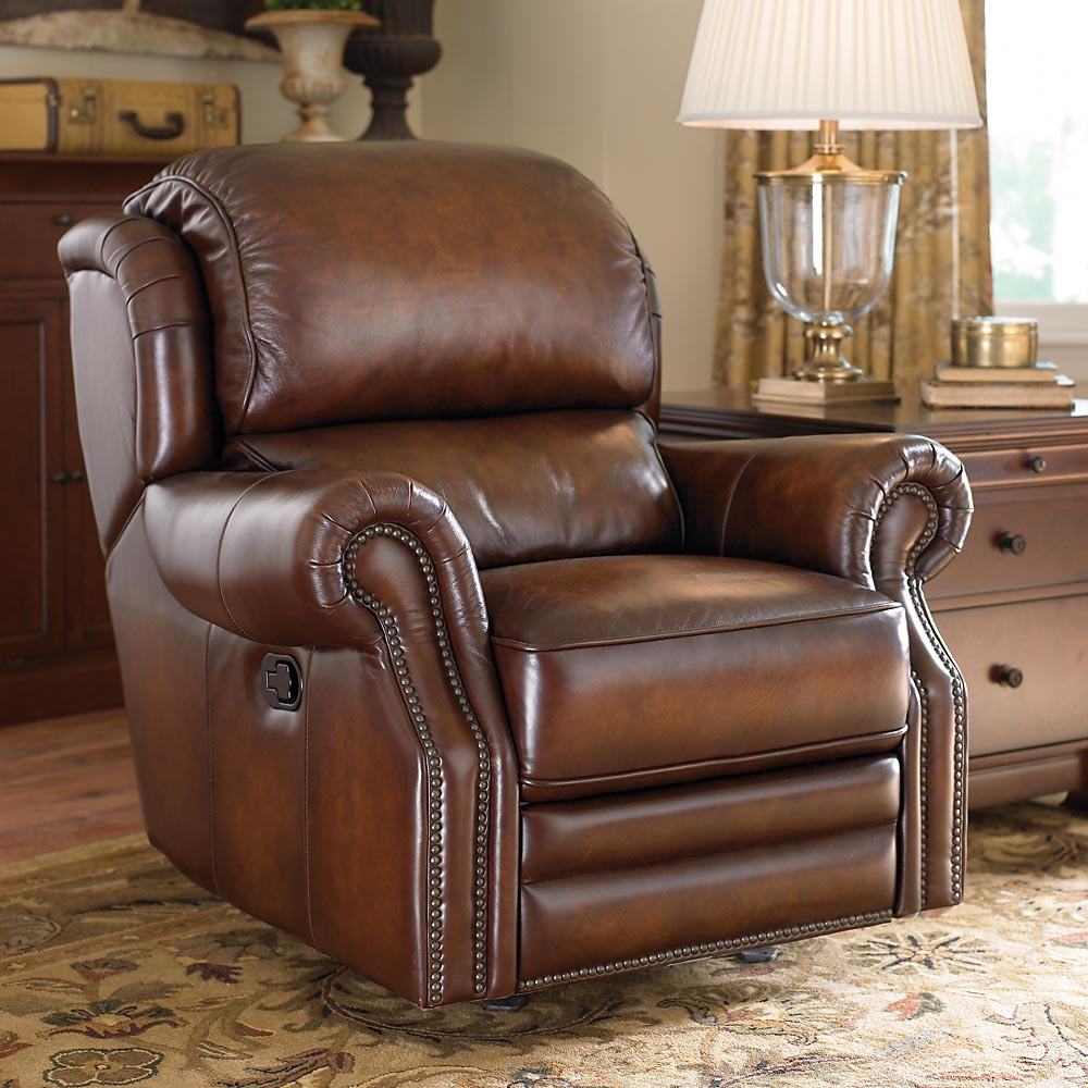 Image of: Picture of Rocking Recliner Chair