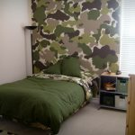 The Camouflage Paint Ideas For Bedroom