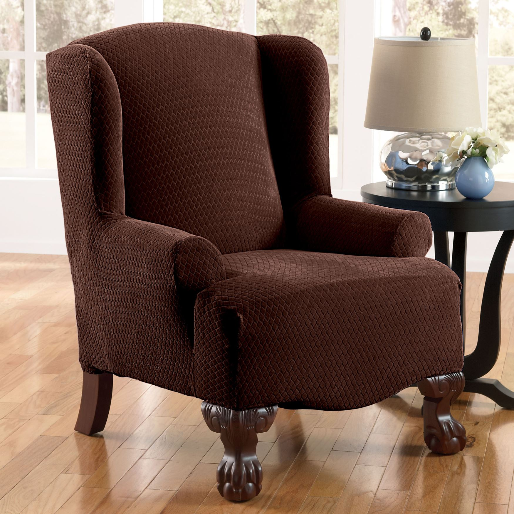 Image of: Popular Wing Chair Recliner
