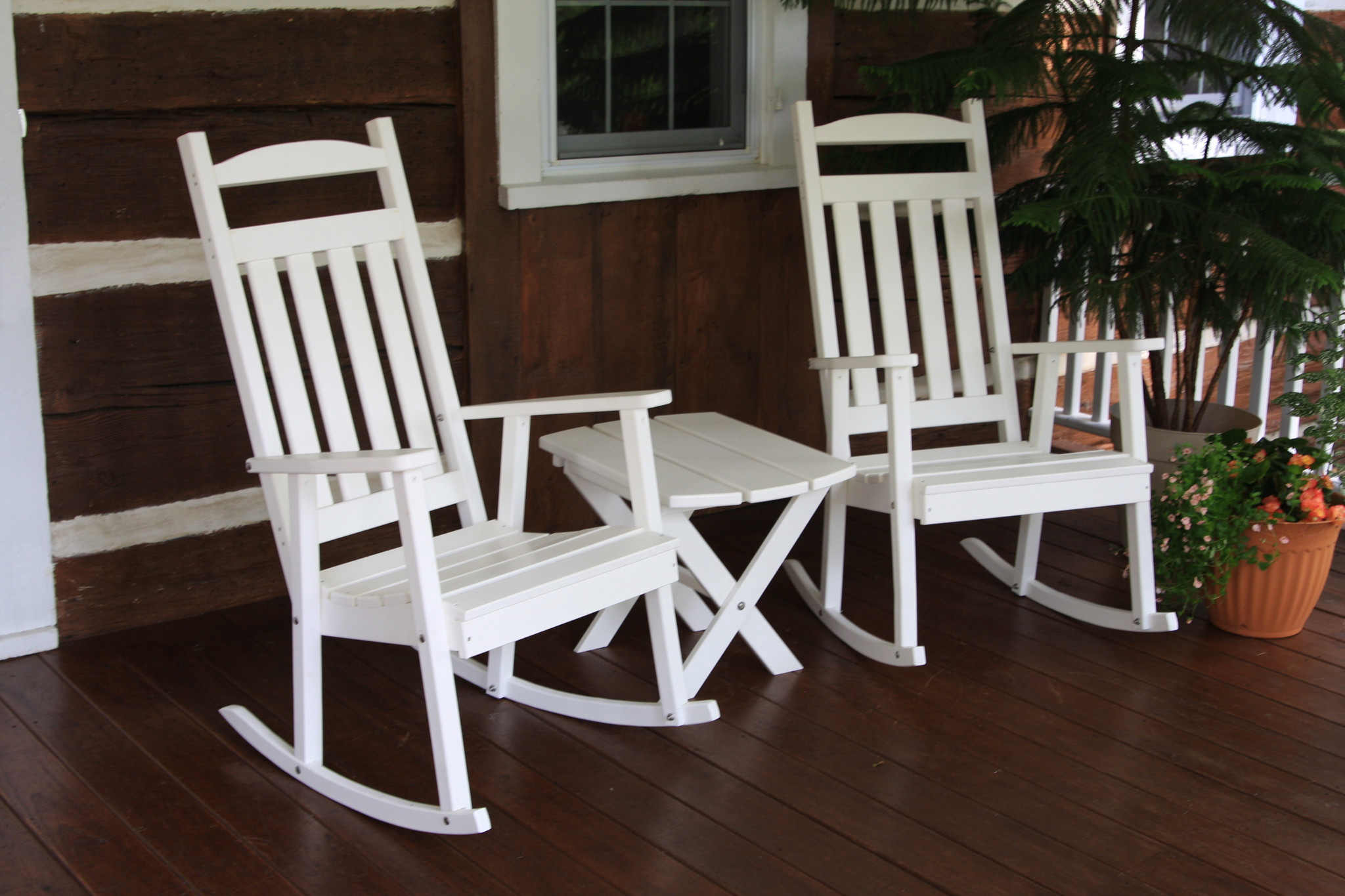 Image of: Porch Rocking Chairs Ideas