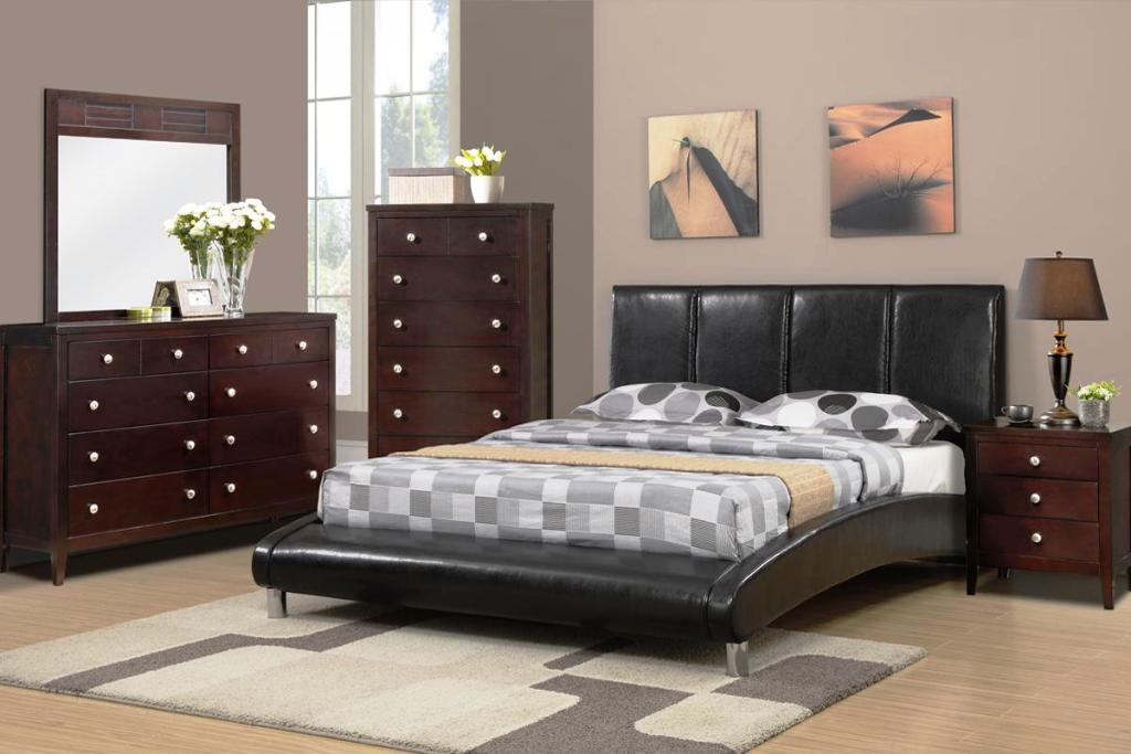 Image of: Queen Size Bed Frames For Sale