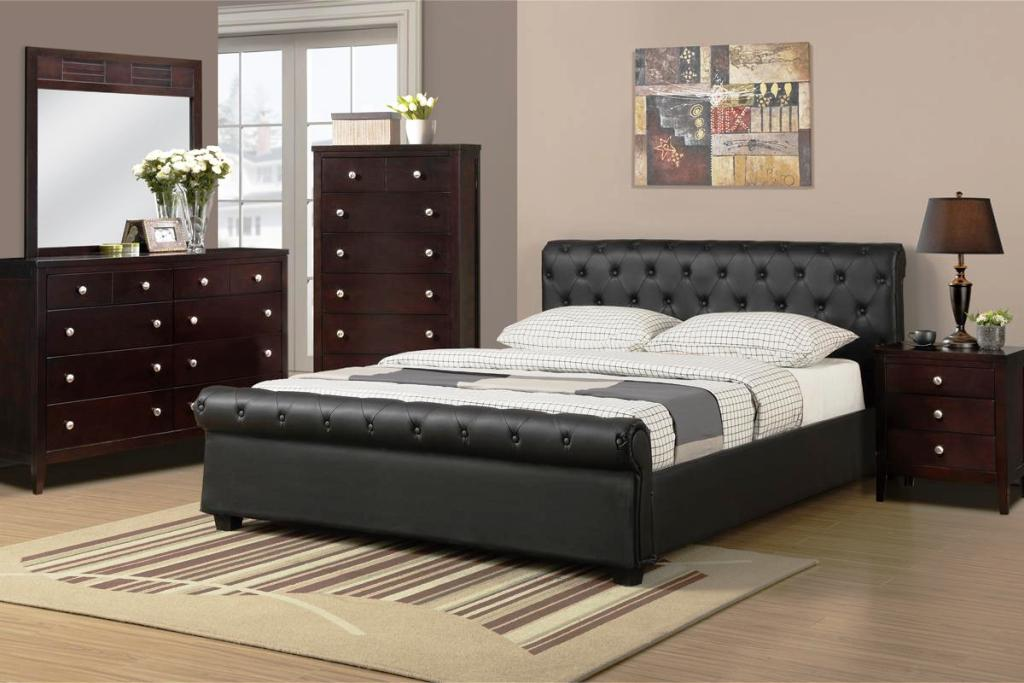 Image of: Queen Size Bed Frames On Clearance