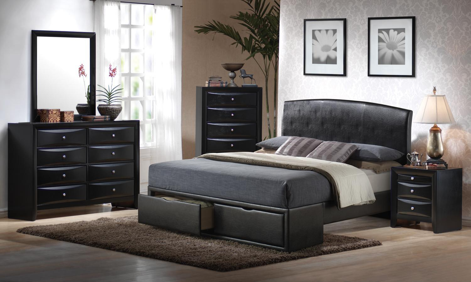 Image of: Queen Size Bedroom Furniture Pictures
