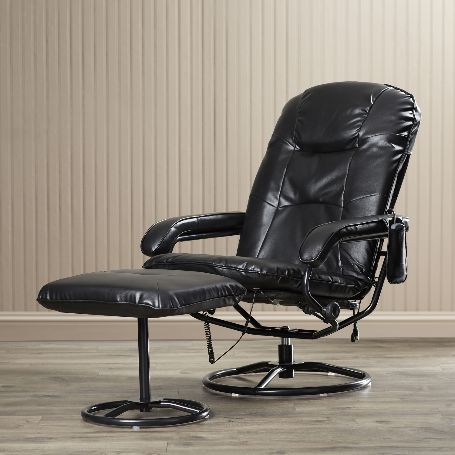 Image of: Recliner Massage Chair Design