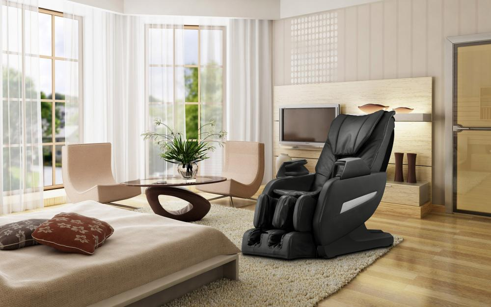Image of: Recliner Massage Chair Style