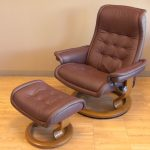 Recliner Massage Chair with Ottoman