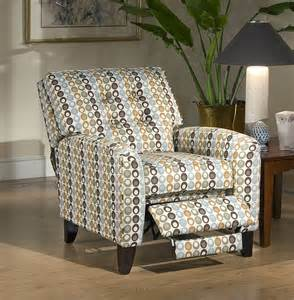 Image of: Reclining Accent Chair 2019