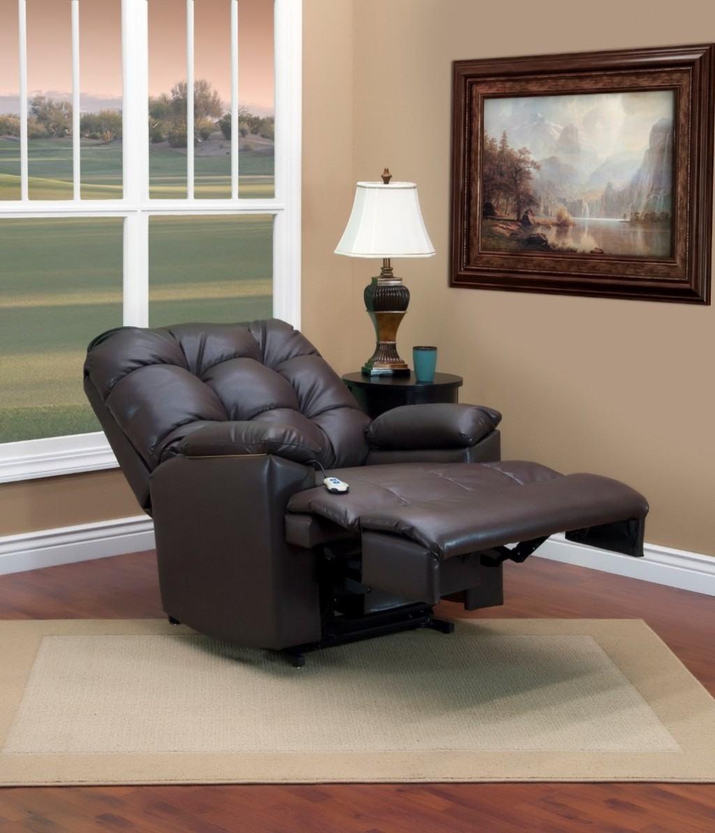 Image of: Reclining Desk Chair Style