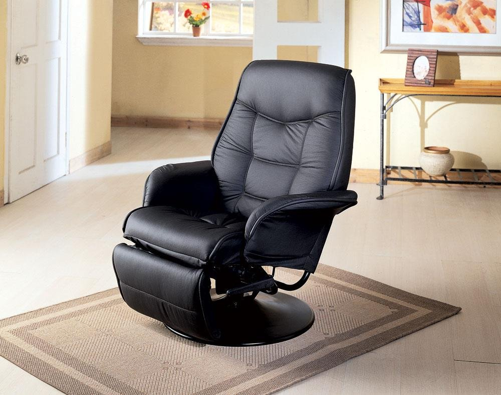 Image of: Reclining Desk Chair Swivel
