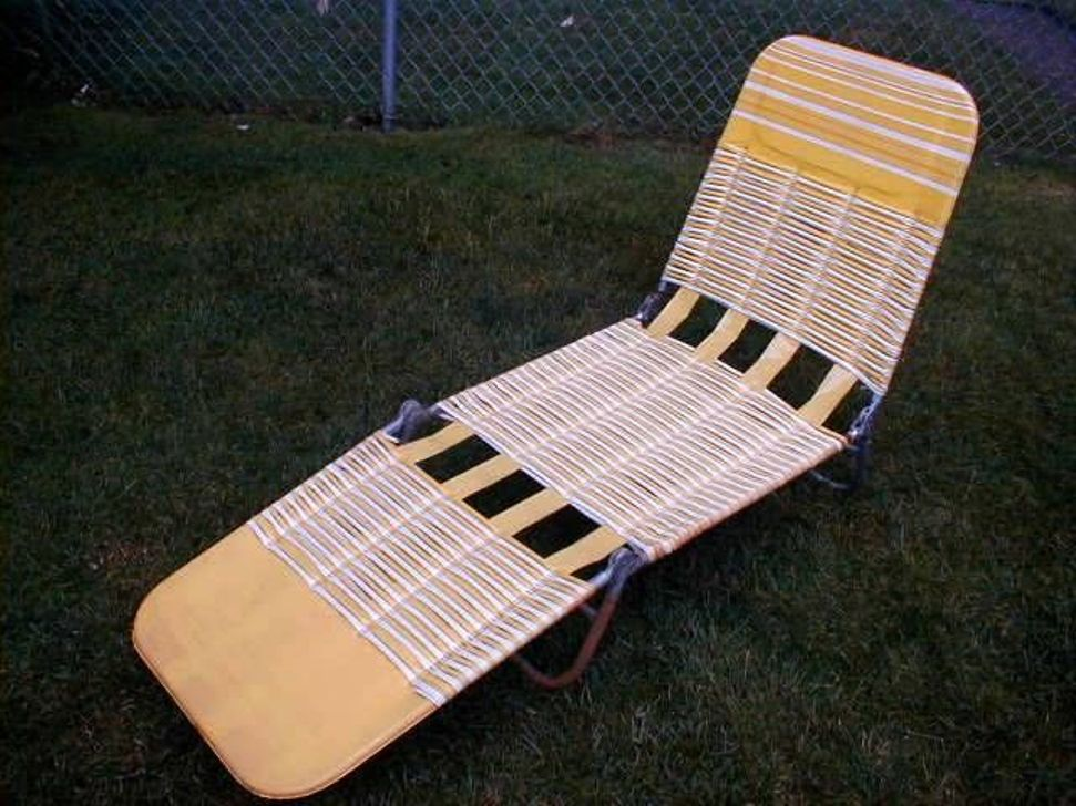 Image of: Reclining Patio Chair Ideas