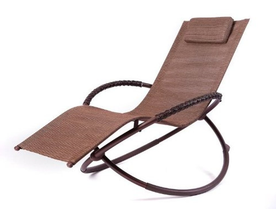 Image of: Reclining Patio Chair Recliner