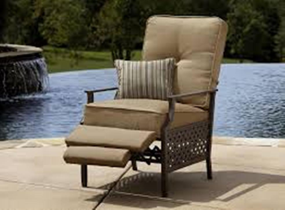 Image of: Reclining Patio Chair Repair Kit