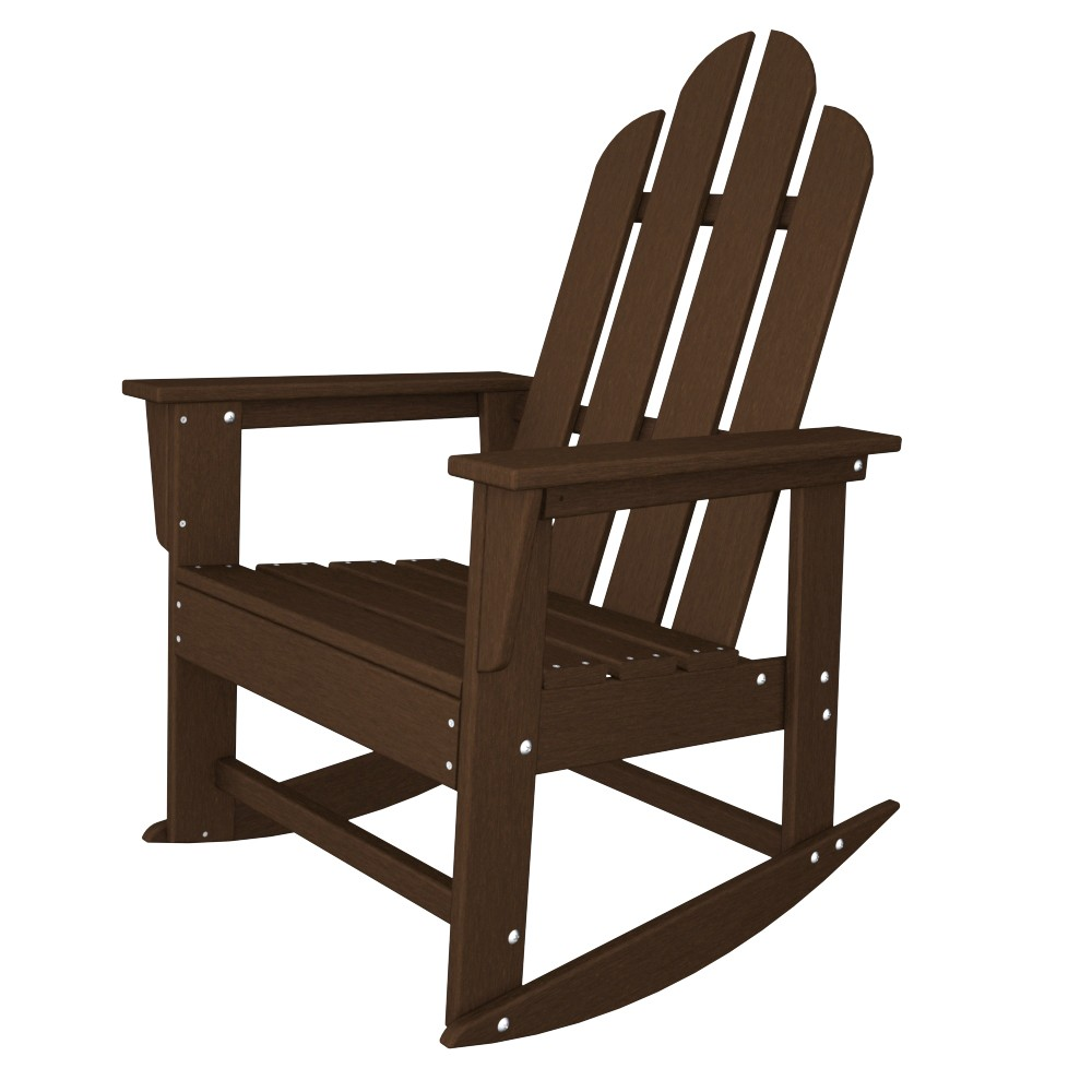 Image of: Renew of Plastic Rocking Chair