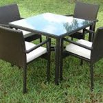 Resin Patio Chair Plans