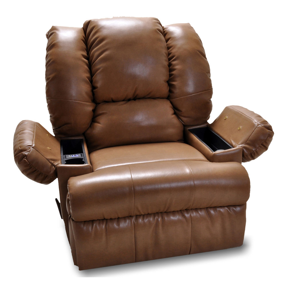 Image of: Rocking Recliner Chair Model