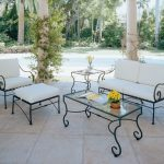 Rod Iron Patio Furniture Ideas Images