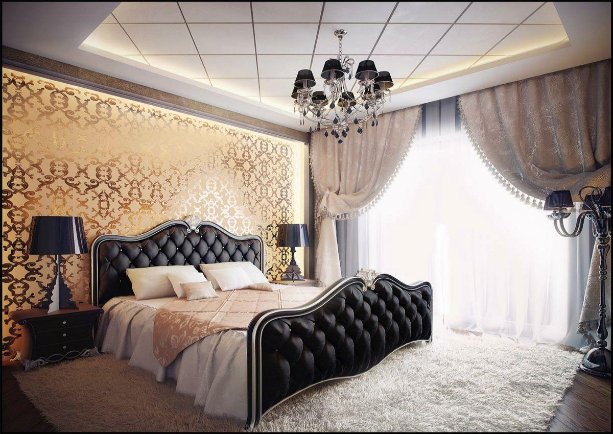 Image of: Romantic Master Bedroom Ideas For Unique