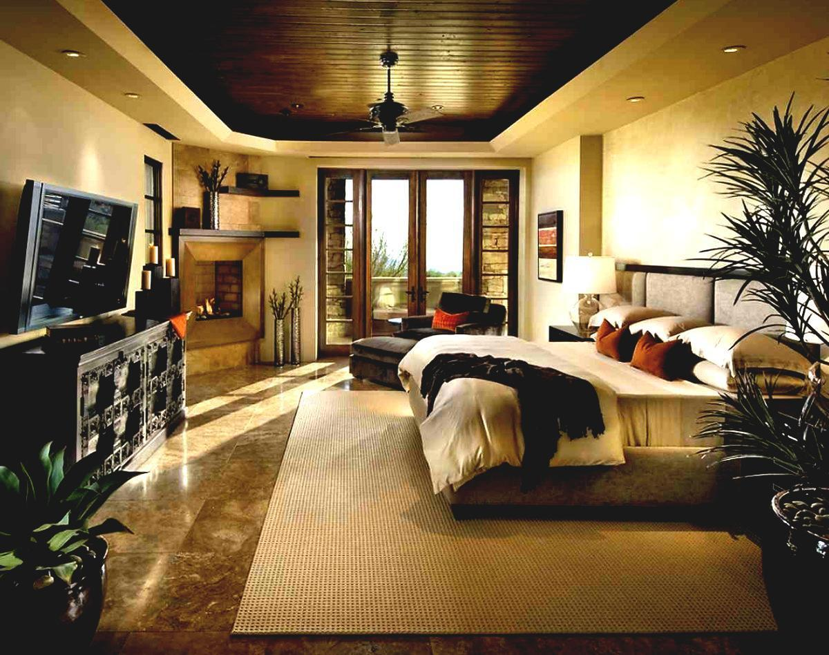 Image of: Rustic Master Bedroom Sets