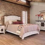 Rustic White Bedroom Furniture Sets