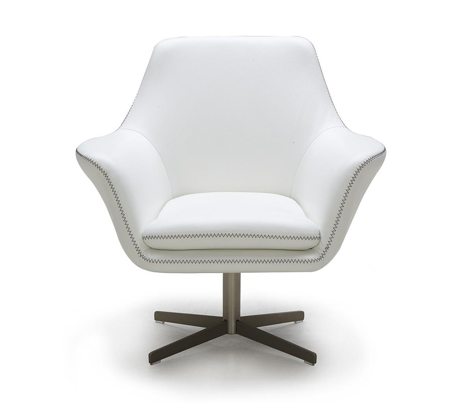 Image of: Simple Swivel Lounge Chair