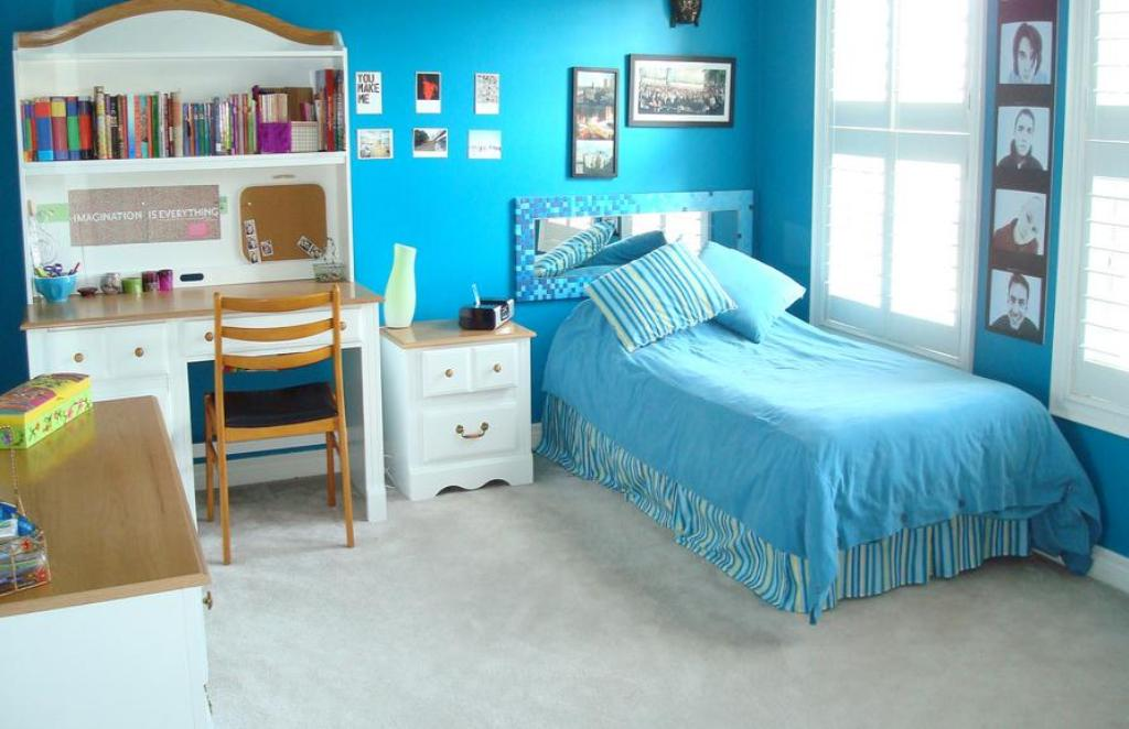 Small Bedroom Ideas For Teenage Girl