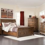 Solid Rustic Wood Bedroom Furniture